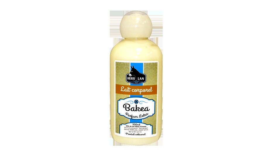 BAKEA-LAIT-CORPOREL